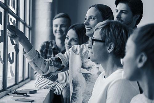 Formation : techniques de créativité, design thinking, management de projet agile